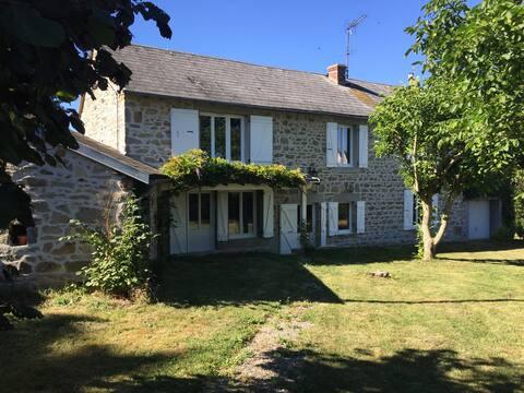 Ma Maison : notre maison à la campagne !