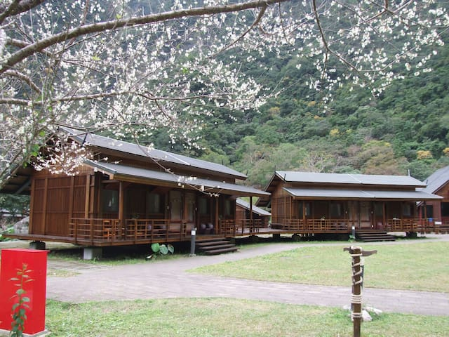 Taroko Suite ( include breakfast and dinner) - Xiulin Township - Chalet