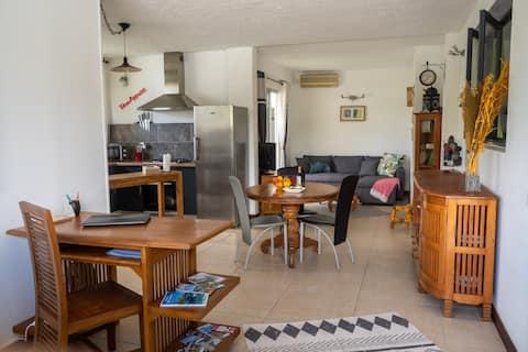 Y en a pour TOI - Appartement presqu'île de Ouémo
