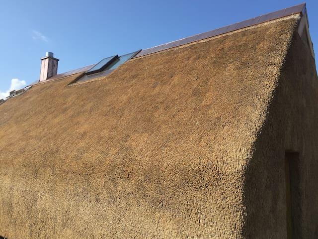 Architektenhaus mit Kamin und Sauna / Ausblick - Prerow - Casa