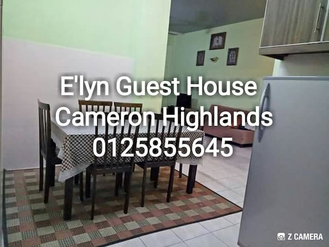 E'lyn Guest House