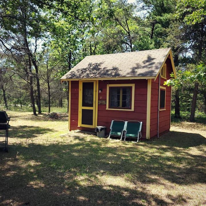 Primitive Cabin F