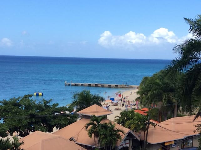 Captivating Ocean View Studio with Balcony