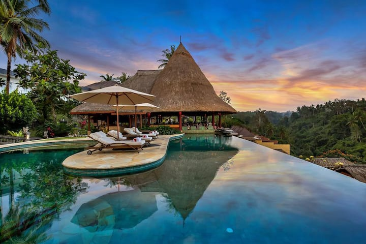 Available Suite Deluxe At Ubud