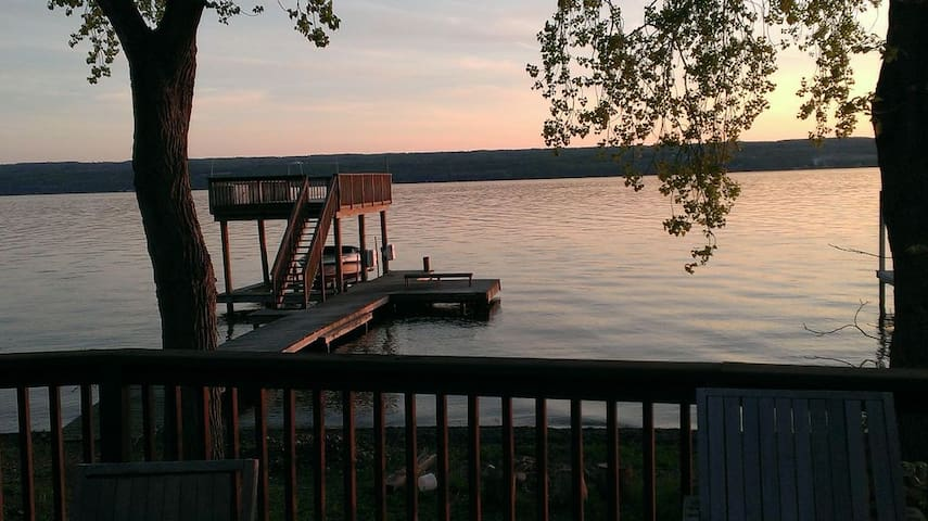Amazing Views of Cayuga Lake