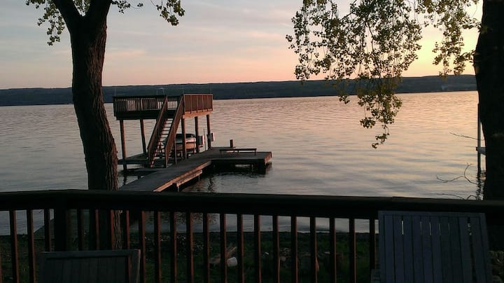 Amazing Views of Cayuga Lake