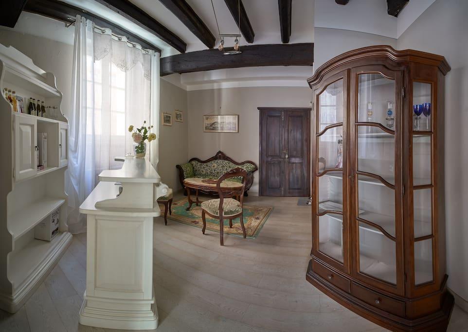 Reception Salotto