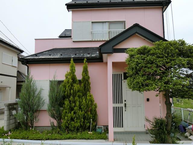 世界遺産紹介出来る日本人と国際人の住む家 - Fuefuki-shi - Rumah