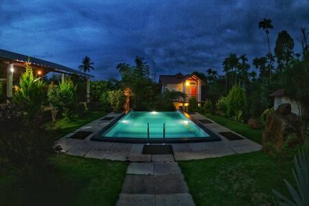 Premium Resort in the heart of Kerala # KRLAZ007