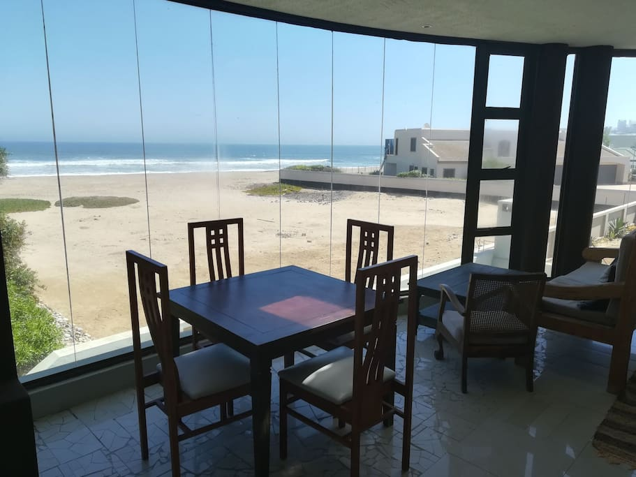 Breakfast Area with Ocean View