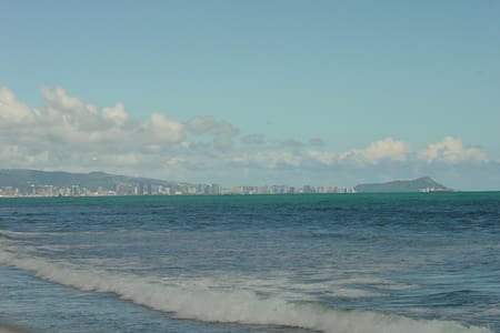 Hawaiian Island Beach Home - エワビーチ