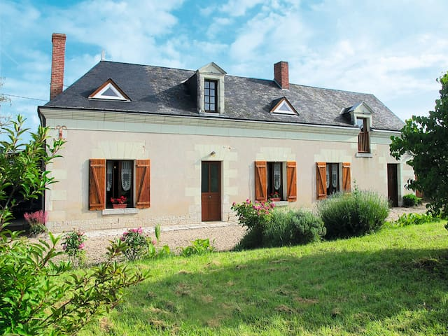 Holiday home in Chaumont sur Loire