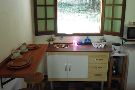 Flats integrados a natureza - Flat2 - Paraty Mirim - Paraty - Service appartement
