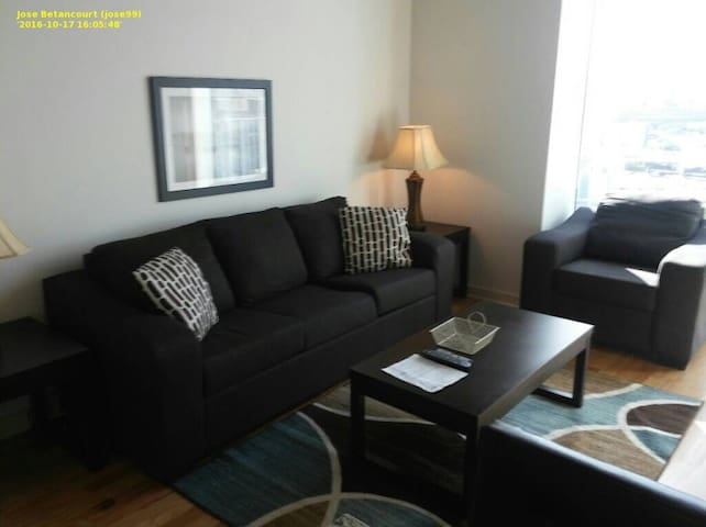 1 Bed 1 Bath Downtown Tampa/Channelside - Tampa - Appartement