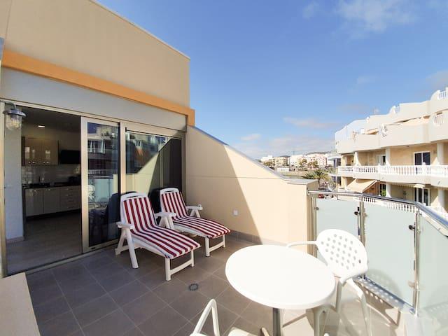 Sol y playa Arguineguin Nuevo y con terraza  4