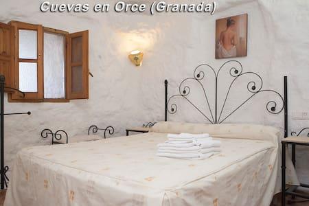 ALOJAMIENTO Casa Cueva  2 HABITACIONES 75€ - Orce - Pis