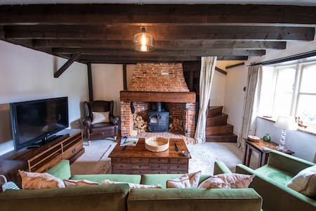 Cosy cottage set in the heart of Hickling Village.
