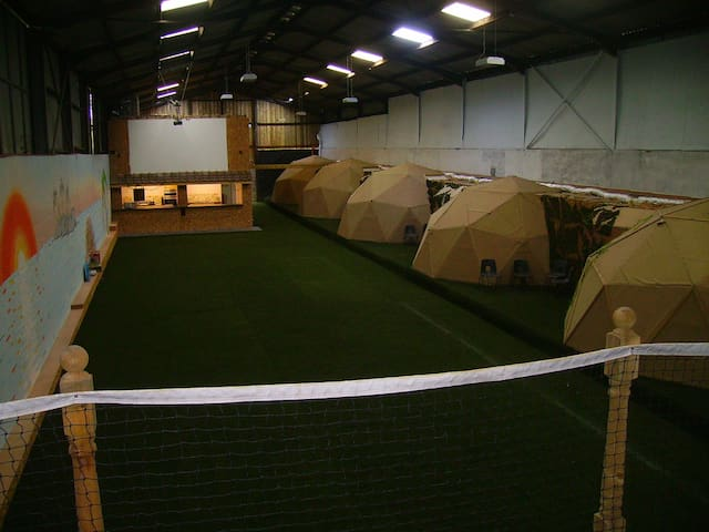 Lane Barton Leisure Barn - Woolfardisworthy - Jiné