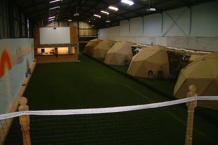 Lane Barton Leisure Barn - Woolfardisworthy