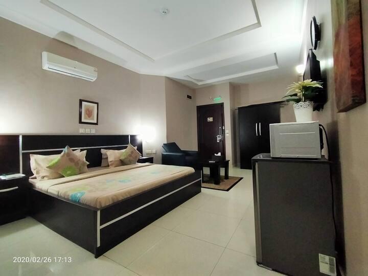 Sheer Luxury Apartments Jabi - Classic Deluxe