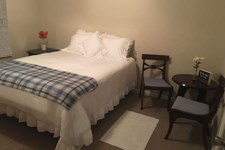 Cozy and comfy SUITE in Metrowest