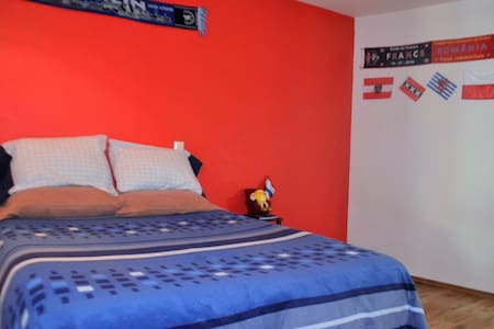 Nice and lovely bedroom Santa Fe Mexico City - เม็กซิโกซิตี้