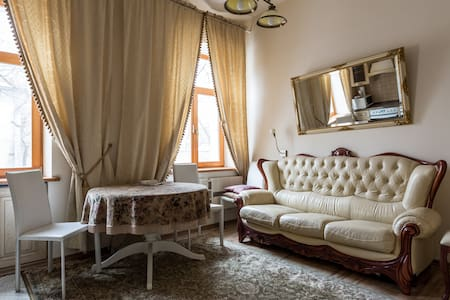 Apartment in the historic center of Moscow