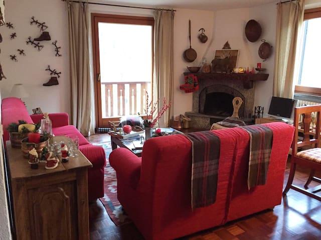 Courmayeur bellissimo appartamento per 10