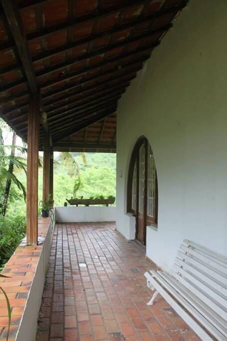 Entorno da Casa Principal