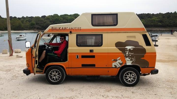 Grga - T3 Camper Van