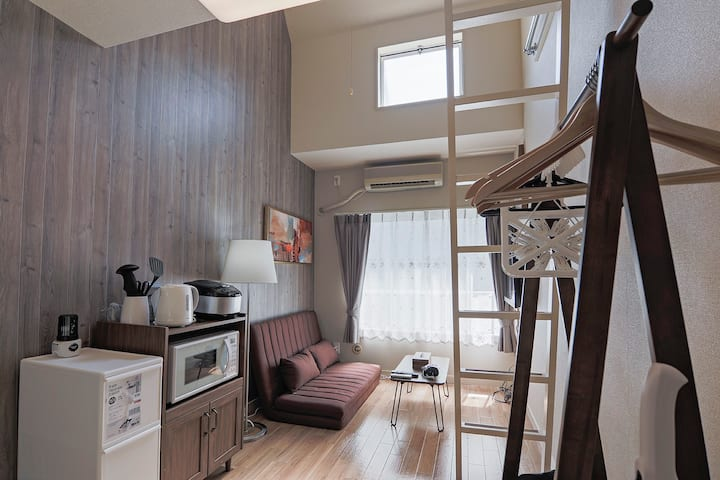 IKEBUKURO North Apt. 3 Min Station/FreeWi-Fi/#202