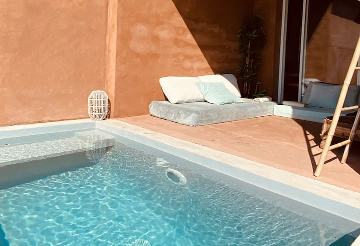 Casa Acqua - Piscine privée et chauffée