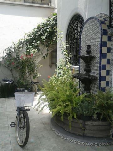 DPTO. AMUEBLADO EXCELENTE UBICACION - Ciudad de México - Leilighet