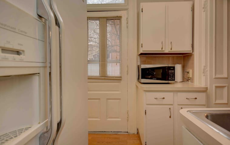 Perfect 1BR apt in Short North close to OSU, DWTN