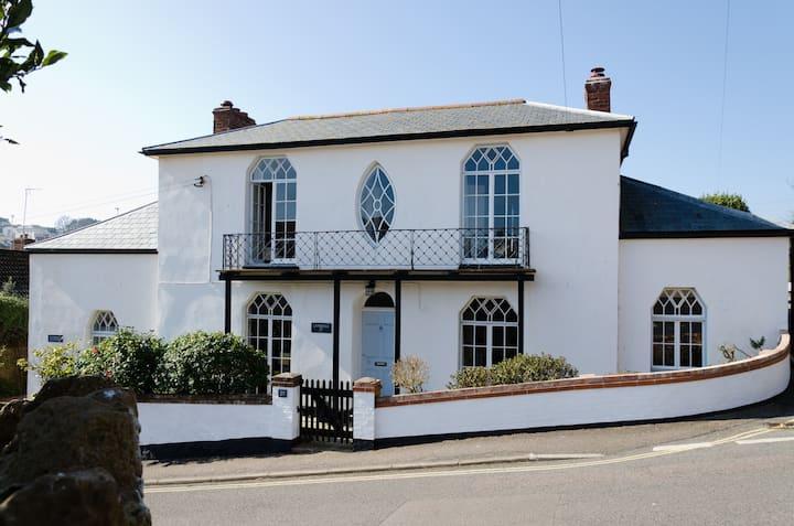 Beautiful Period Seaside Home - Budleigh Salterton