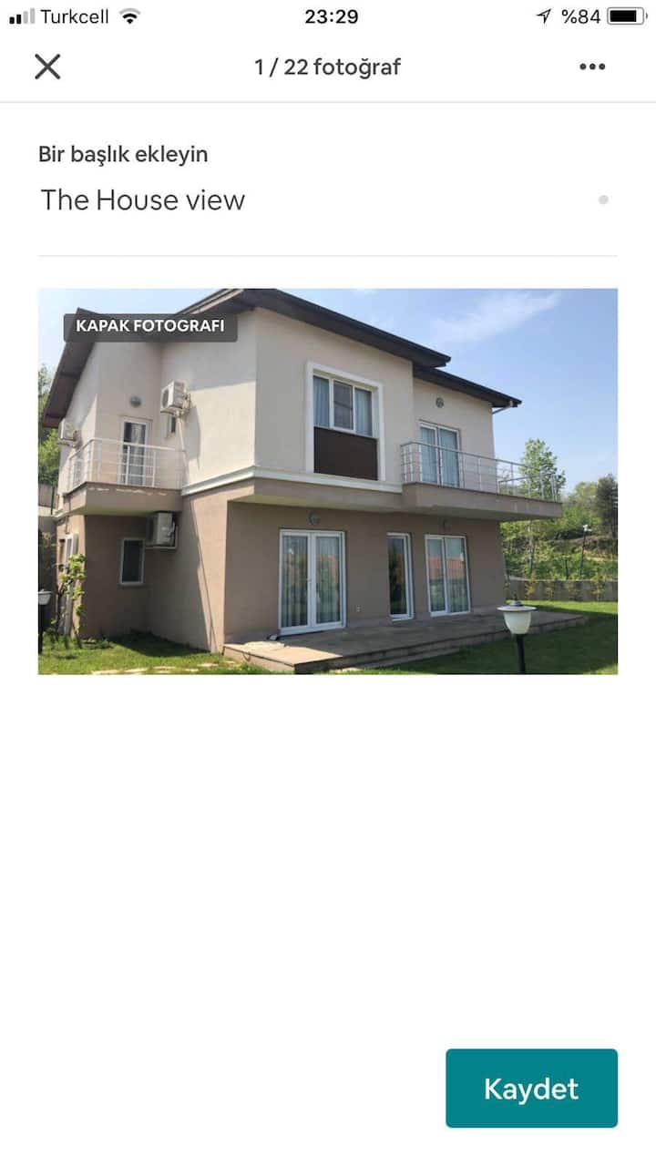 Bahçe2 villa