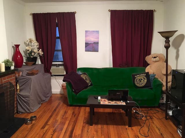 Rent apr 1-6 months or 1 year Furnished upper east