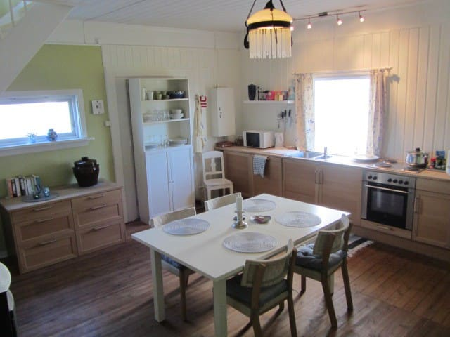 Cosy small house - 70 kvm- near to the city centre - Haugesund - Haus