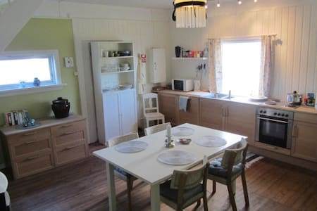 Cosy small house - 70 kvm- near to the city centre - Haugesund - Hus