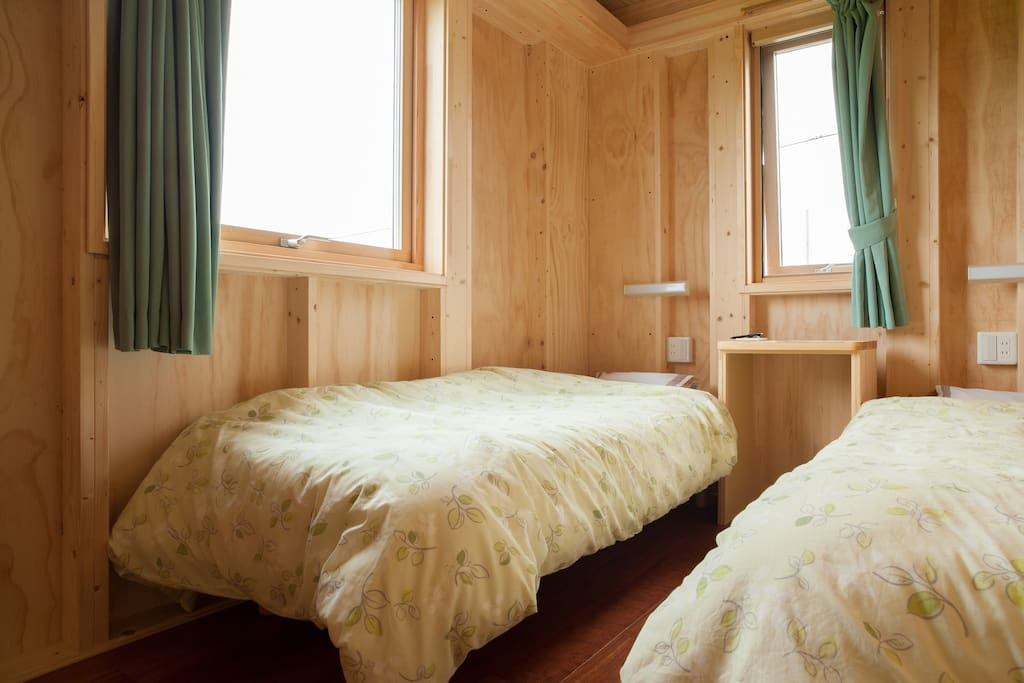 View of two bed room. 2ベッドルームの様子です。
