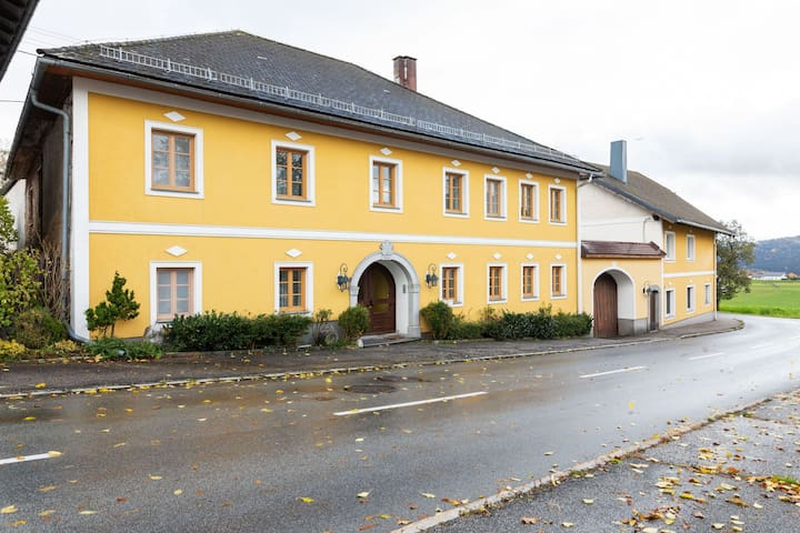 Charming Apartment in Ulrichsberg with Sauna