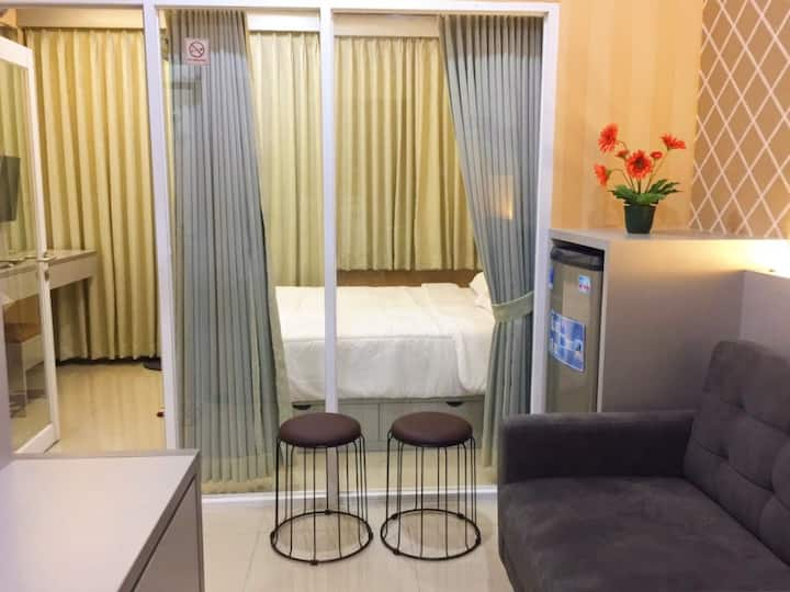 Luxury Apartment in Gateway Pasteur /Wifi/Tv Cable
