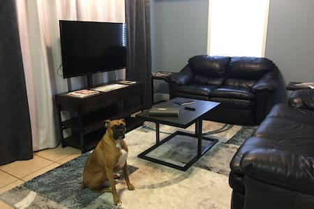Pet Friendly Home Away From Home