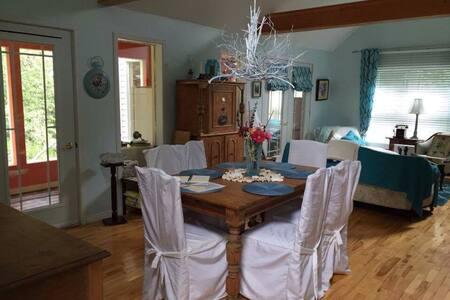 Home is Cottage country - Saint-Jacques de Leeds - Hus