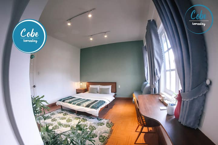 Cobe Homestay 3 - Matcha Room