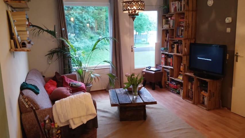 Knus appartement op toplocatie in Nijmegen!