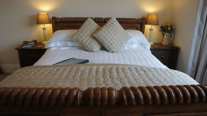 4*B&BEnsuite rm nr Mevagissey Habour with Parking. - Mevagissey