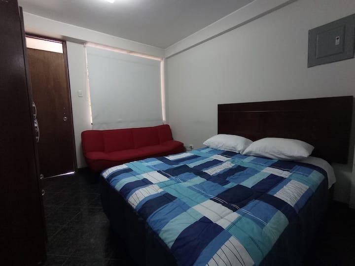 Minidepartamento Santa Patricia La Molina 1