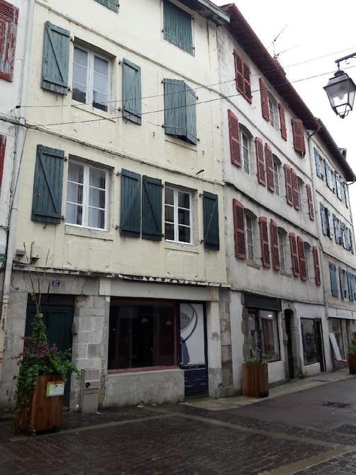 Rue Ste Catherine (piétonne)