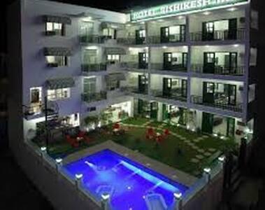 BunkBite Dorm to Stay in Rishikesh - Dorm